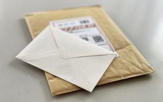 必要書類の送付